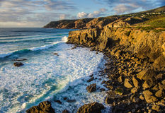 Sintra Coastline Stock Images