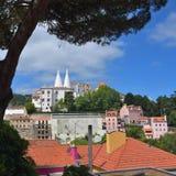 Sintra em Portugal Fotografia de Stock