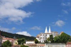 Sintra em Portugal Foto de Stock