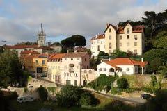 Sintra, innere alte Stadt Lizenzfreies Stockbild