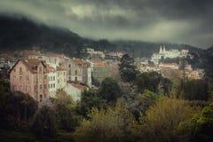 Sintra Landscape Stock Image