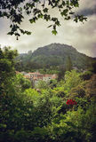 Sintra Landscape Royalty Free Stock Images