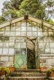 Sintra, maison verte du Portugal Image libre de droits