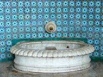 sintra moorish фонтана Стоковая Фотография