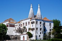 The Sintra National Palace Royalty Free Stock Images