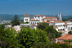 The Sintra National Palace Royalty Free Stock Image