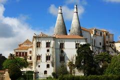 Sintra National Palace Royalty Free Stock Photos