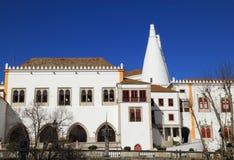 Sintra National Palace - Palácio Nacional de Sintra Royalty Free Stock Image