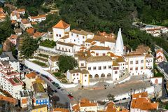 Sintra National Palace Royalty Free Stock Image