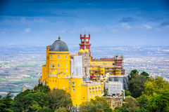 Sintra National Palace Stock Photos