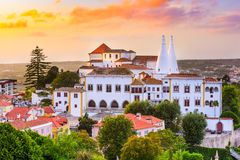 Sintra National Palace Royalty Free Stock Images