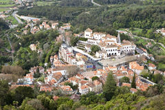 Sintra old town Stock Images