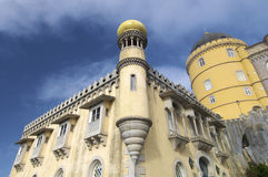 Sintra Palace Royalty Free Stock Images