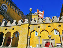 Sintra palace Royalty Free Stock Photography