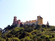 Sintra palace 1 Royalty Free Stock Photo