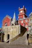 Sintra, Palacio de Pena Image stock