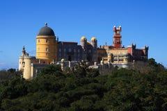 Sintra Palacio Pena Photos libres de droits