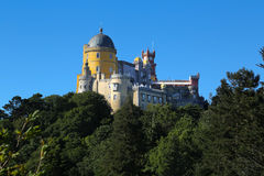 Sintra Pena Royalty Free Stock Image