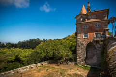 In Sintra Royalty Free Stock Photo