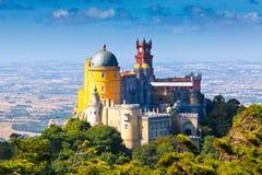 Sintra, Portogallo Fotografie Stock