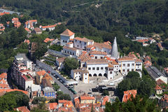 Sintra, Portugal Royalty Free Stock Image