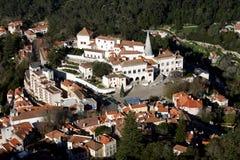 Sintra Portugal Fotografering för Bildbyråer