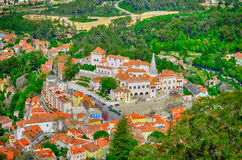 Sintra, Portugal Royalty Free Stock Photos