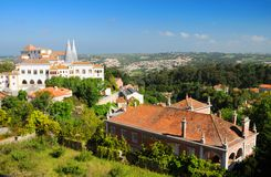 Sintra Portugal Royalty Free Stock Photos