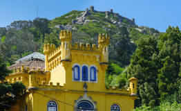 Sintra in Portugal Royalty Free Stock Photography
