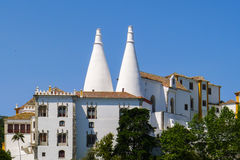 Sintra in Portugal Stock Image