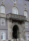 Sintra, Portugal - 2 de julio de 2010: El palacio del nacional de Pena Fotos de archivo