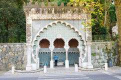 Sintra (Portugal) Royalty Free Stock Photo