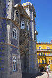 Pena National Palace, Portugal Royalty Free Stock Image