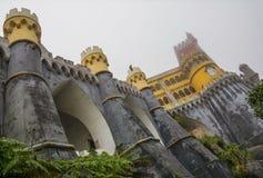 Pena Palace , Sintra Stock Photo