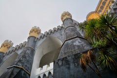 Pena Palace , Sintra Royalty Free Stock Photo