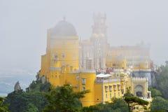 Sintra, Portugal at Pena National Palace Royalty Free Stock Photos