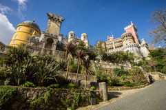 Sintra, Portugal Stock Image