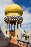 Arabic style turret of Pena Palace Royalty Free Stock Image
