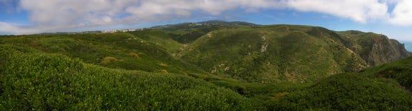 sintra roca гор da cabo Стоковые Изображения