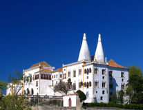 Sintra�s palace Royalty Free Stock Image