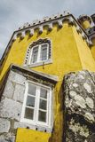 Sintra pena palace Royalty Free Stock Images
