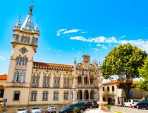 Sintra Town Hall royalty free stock images