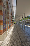 Sintra train station. Traditional train sation at Sintra village Royalty Free Stock Photo