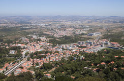 Sintra, view from above Royalty Free Stock Photos
