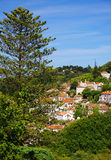 Sintra View Royalty Free Stock Photo