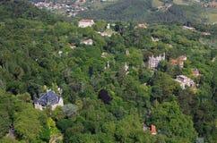 Sintra Villas Stock Image