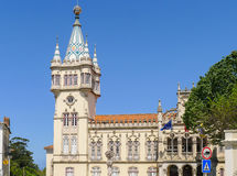 Sintra w Portugalia Fotografia Royalty Free