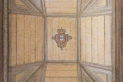 Sintra Wood decoration Royalty Free Stock Image