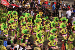 Sinulog Cebu Parade Celebration Royalty Free Stock Images