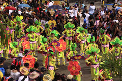 Sinulog Cebu Parade Celebration Stock Photos